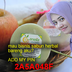 sabun herbal aneila