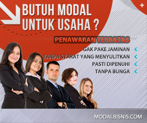 Modal Bisnis, modal usaha