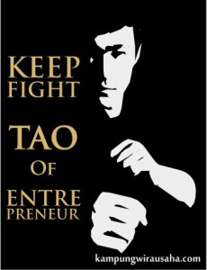 Keep Fight, TAO of Entrepreneur