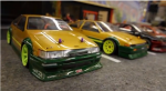 levin dan trueno RC Car